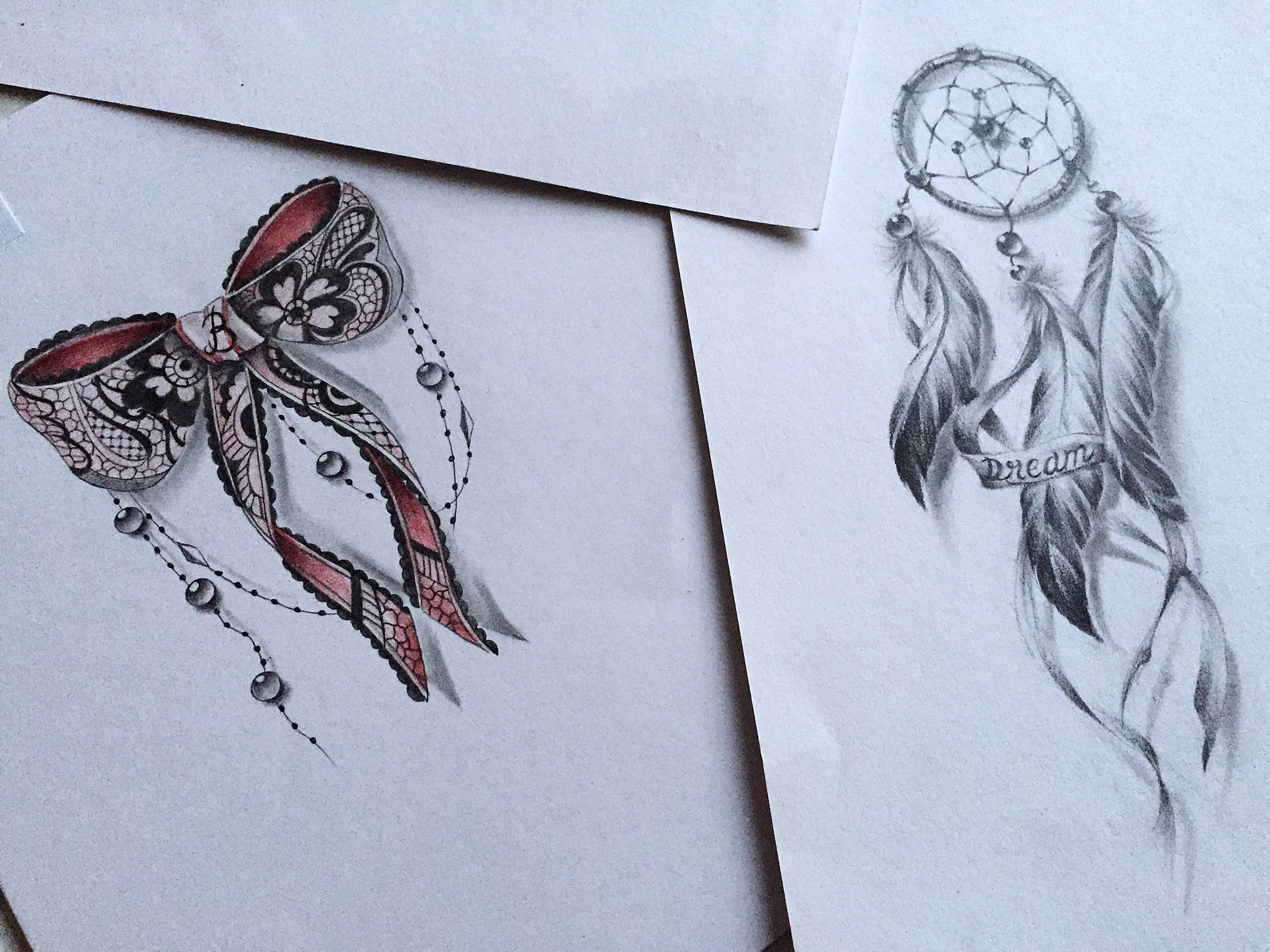 Noeud Maingriz Tattoo Design
