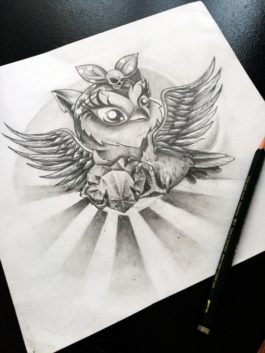 Owlgirly Maingriz
