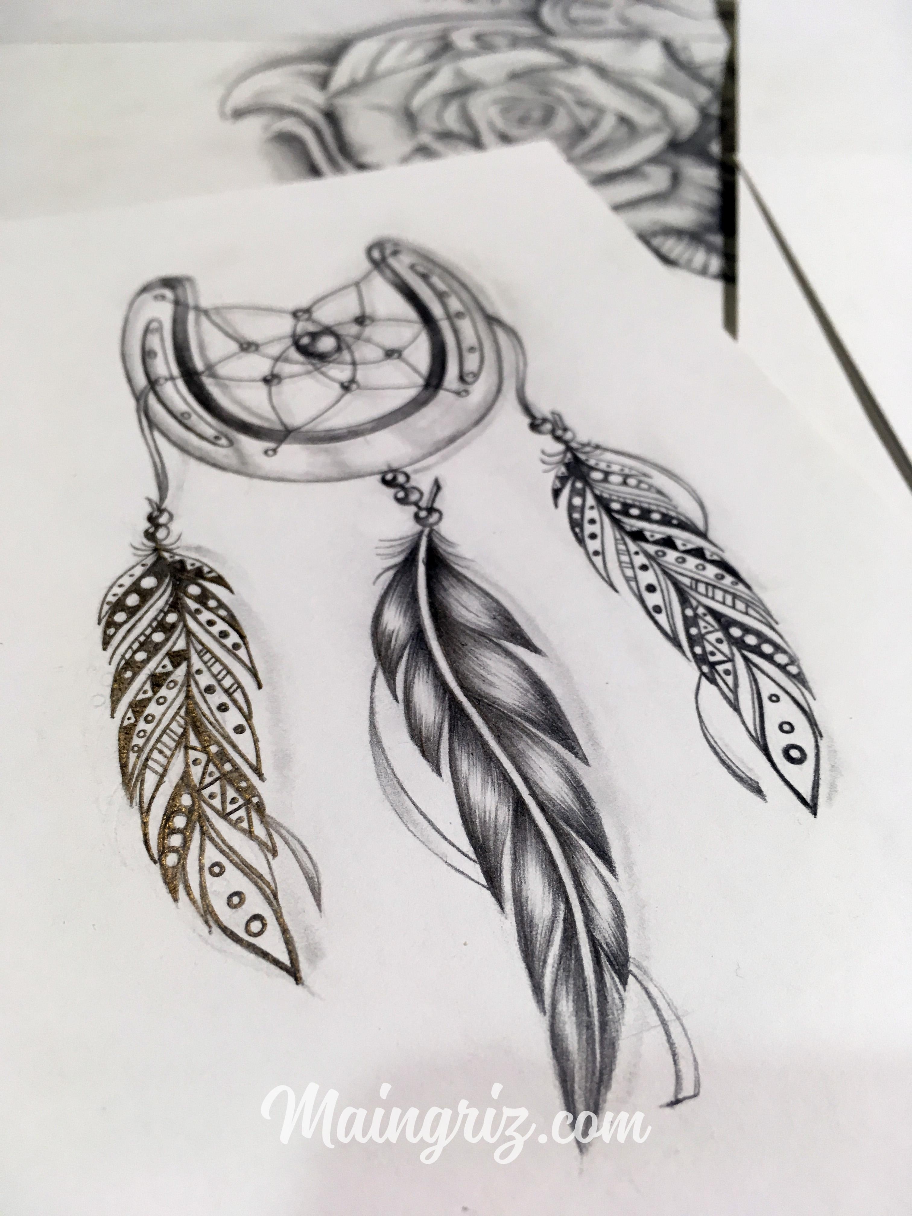 Dreamcatcher Tattoo Design Maingriz Tattoo Design